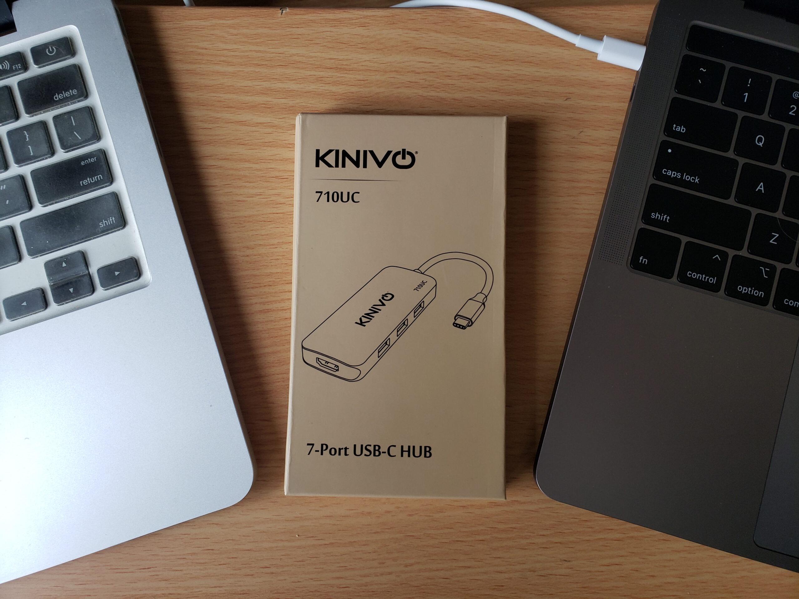 Kinivo 710UC USB-C Hub